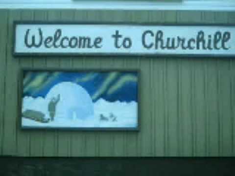 churchill manitoba road trip
