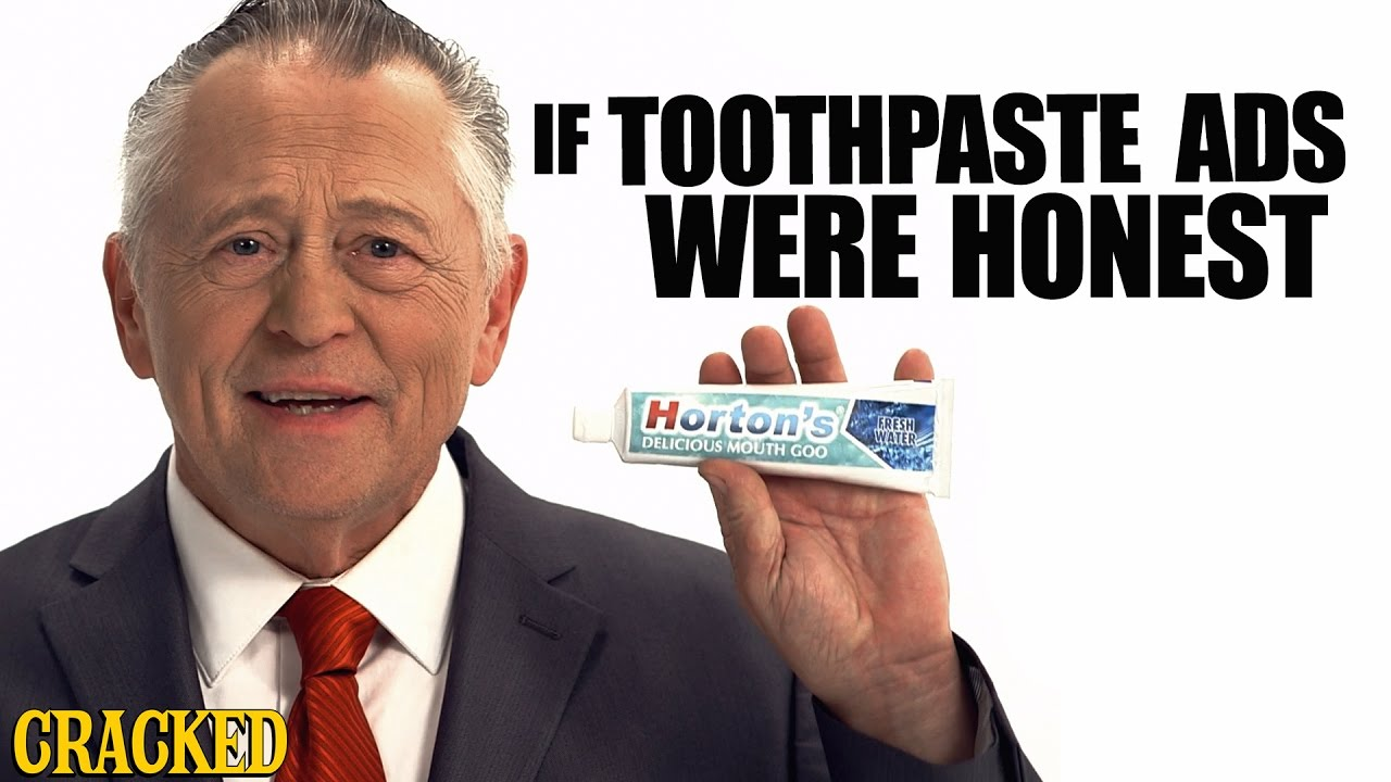 Hot Dog Toothpaste