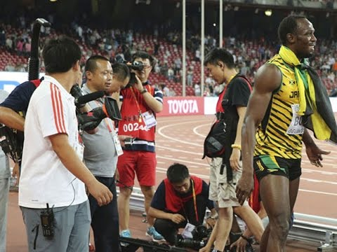 JAMAICA NOW: Bolt, Beijing and more medals, Reporter cameraman killed ... Thwaites says sorry
