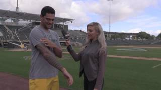 What Did Sean Manaea Learn From His Rookie Campaign?