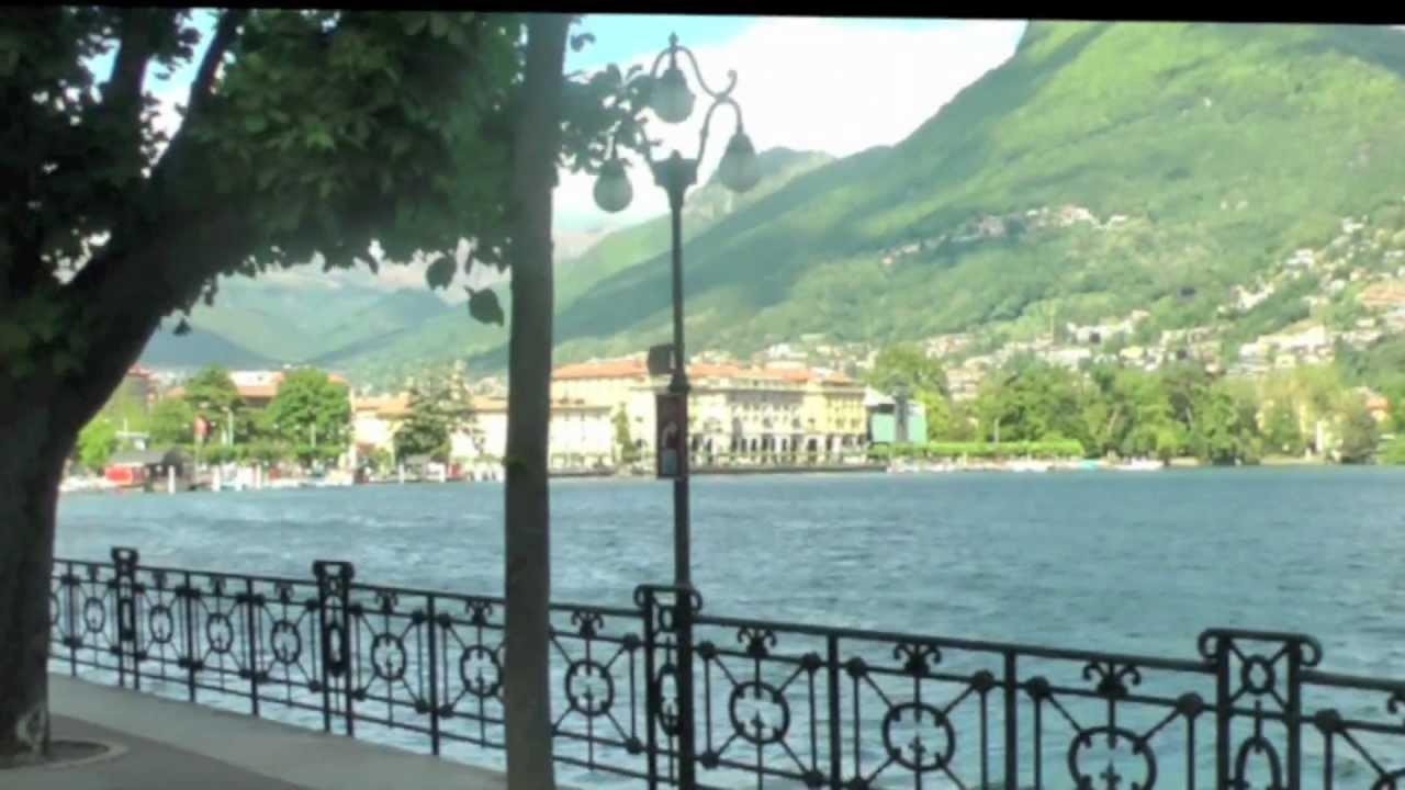 Woman in Lugano