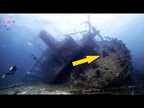 10 Most Valuable Shipwrecks Ever Found