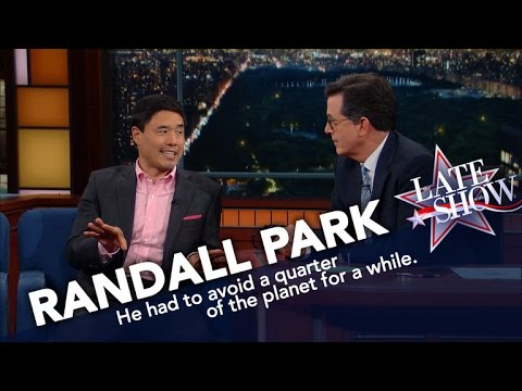 Randall Park Feared He'd Be Kidnapped After His Role In 'The '