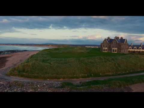 Trump Doonbeg: On the Edge of the Ocean