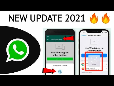 WhatsApp Web New Update 2021 | New Security Feature For WhatsApp Web | WhatsApp New Security Feature