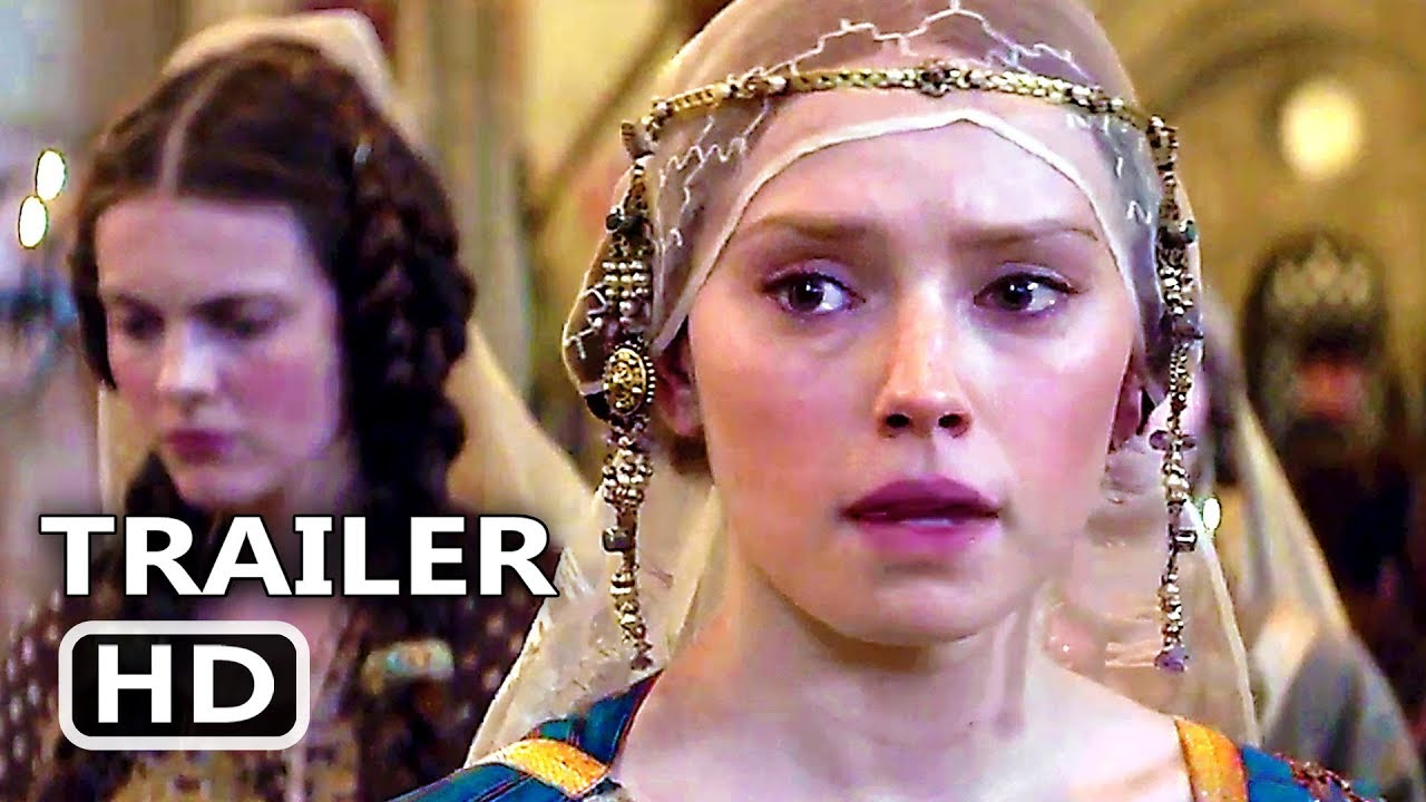OPHELIA Trailer (2019) Daisy Ridley, Naomi Watts Movie