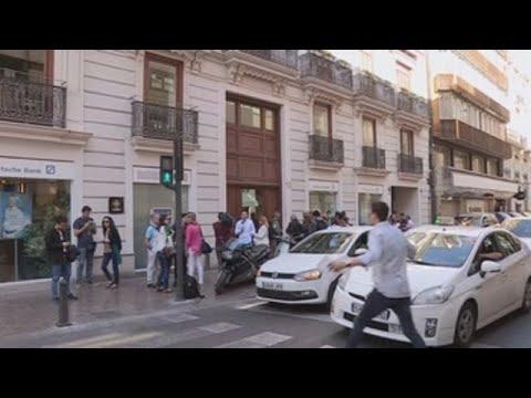 Zaplana, detenido por la UCO en Valencia