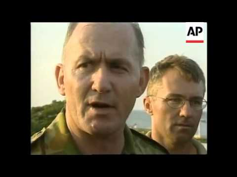 EAST TIMOR: PEACEKEEPING MISSION: SHOOTING INCIDENT (V)