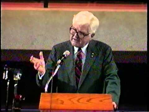 """Admiral James Stockdale Forrestal Lecture, 1991 """"On Heroes and Heroism"""" Part 1"""