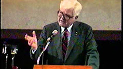 "Admiral James Stockdale Forrestal Lecture, 1991 ""On Heroes and Heroism"" Part 1"