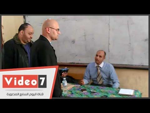 اليوم السابع : مرشح لمندوبته بلجنة فى السيدة زينب :