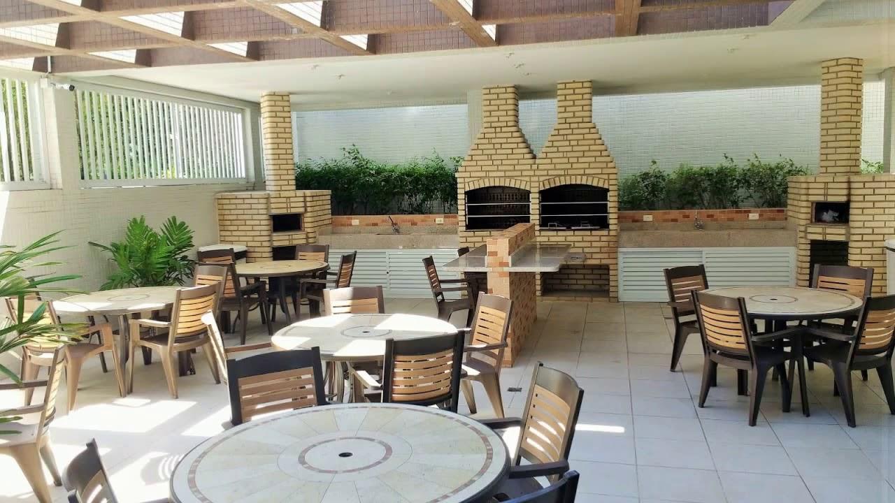 Vendo apartamento no Residencial Stella Maris em Santos - Lazer ...