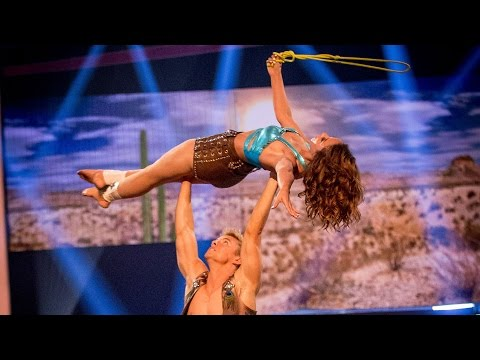 Amelle Berrabah's Performance to 'These Boots Are Made for Walking'  - Tumble: Episode 3 - BBC One