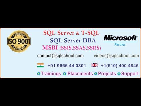 SQL School Home | 404 Redirection