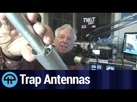 Securing Your Trap Antenna