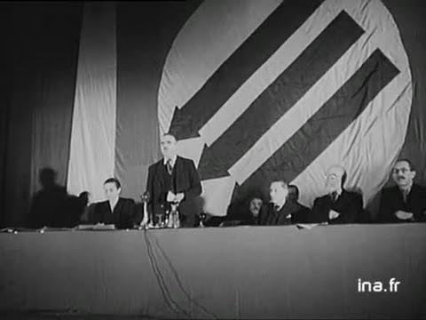 Le premier congrès socialiste (SFIO) à la mutualité