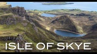 Loches - Isle of Skye in Schottland