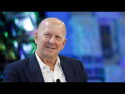 Goldman Sachs CEO David Solomon on markets, the Fed and Saudi Arabia