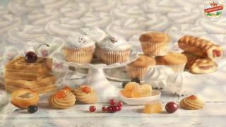 Кондитерский цех ТМ «Ермолино». Производство печенья и кексов.