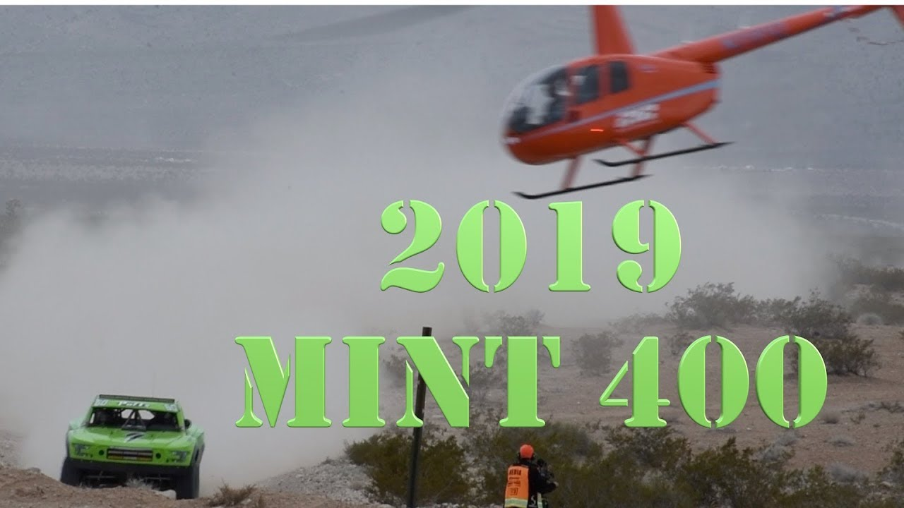 2019 MINT 400 OFF-ROAD RACE