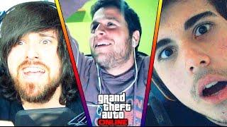 BAILANDO EN 6.0 | GTA 5 ONLINE CARRERA