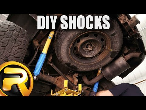 How to Replace Your Worn Out Shocks