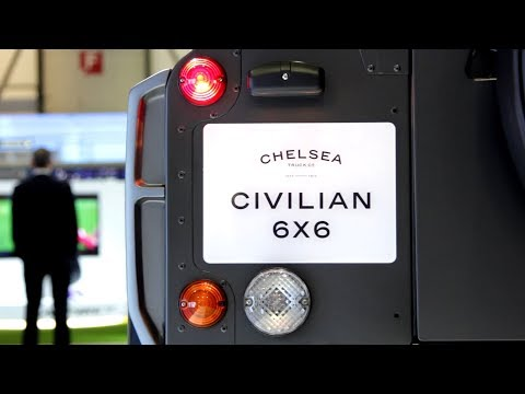 Chelsea Truck Company & Cooper Tires at Geneva 2018!