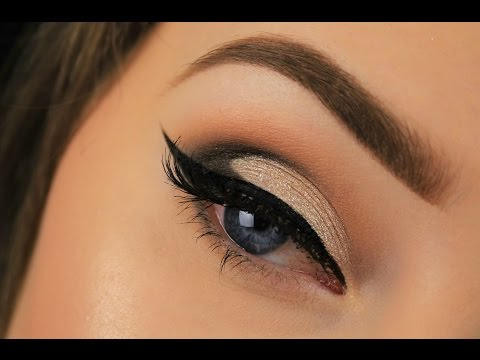 Drugstore Christmas Party Makeup Tutorial