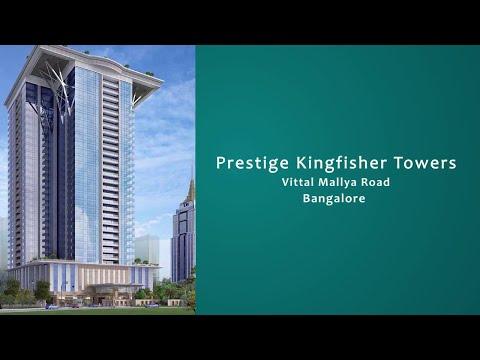Prestige Kingfisher Towers Next To UB City  Call @ 9880269695