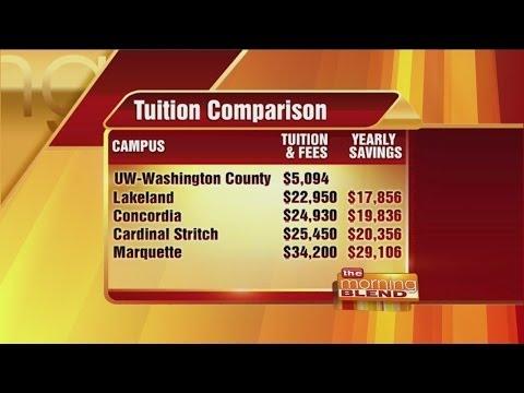 University of Wisconsin-Washington County in West Bend