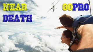 NEAR DEATH CAPTURED by GoPro compilation pt.2 [FailForceOne]
