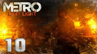 🔥 Metro Last Light [010] [Man kann nicht jeden retten] Let's Play Gameplay Deutsch German thumbnail