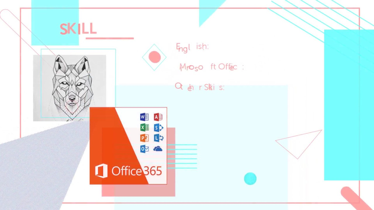 THIẾT KẾ CV VIDEO BẰNG POWERPOINT | DESIGN CV BY POWERPOINT