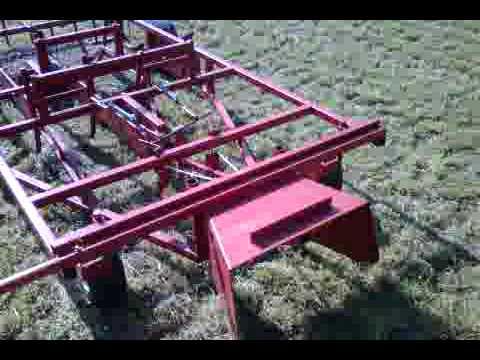 Haymaster 8 bale accumulator - buy and demo from Tucker Tractor  www tuckertractor com