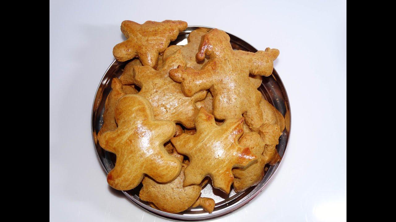 Pierniki świąteczne miękkie | Natalia w Kuchni