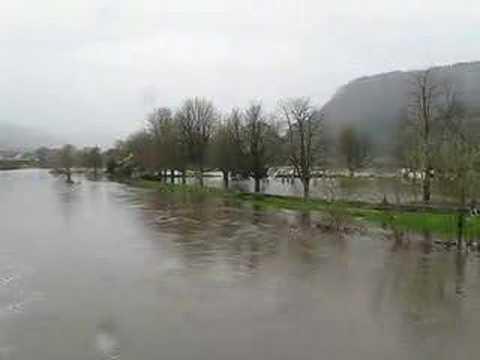 Llanrwst and Conwy Valley Floods