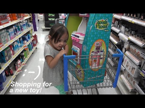 Cooking Toy Set: Maya's NEW Kitchen Playset Unboxing & Playtime Part 1 of 2