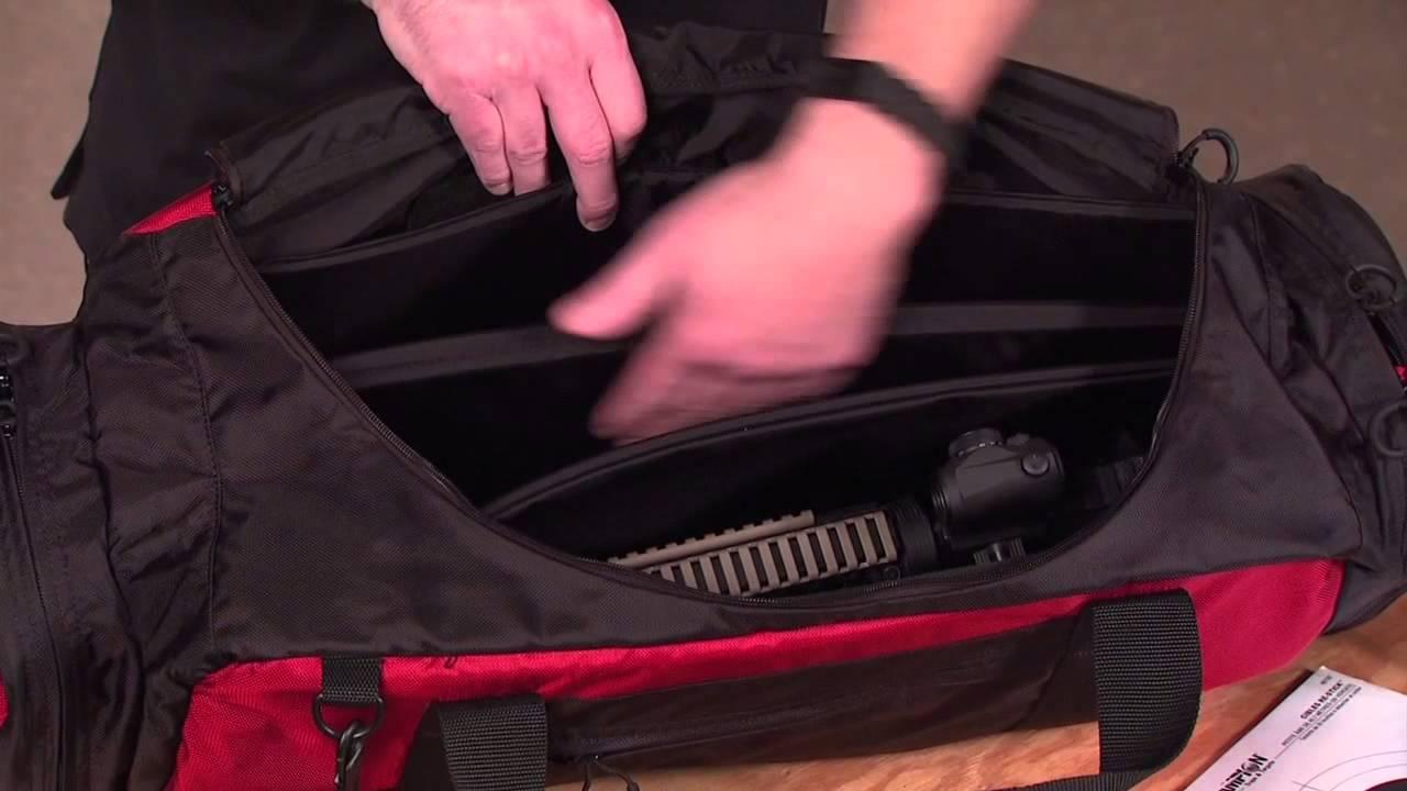 Introducing The Blackhawk Diversion Workout Bag