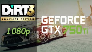 (Dirt 3)(ultra/Max settings)(600$ PC Build Test) - i5 4690 - GTX 750 ti - 1080p 60Fps