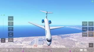 The last flight of AirTran