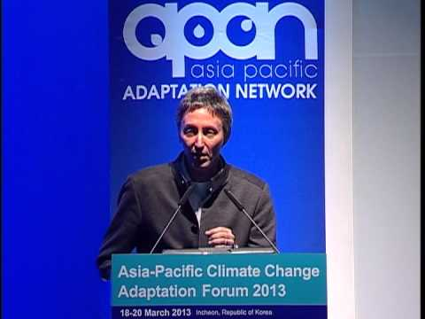 Asia Pacific Climate Change Adaptation Forum 2013 :Closing Plenary - Part 1