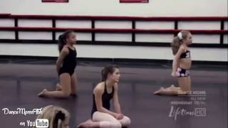 Dance Moms: Maddie replaced Brooke as Abby's Favourite (S1, E03)