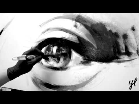Construction des yeux / Yann Lemieux