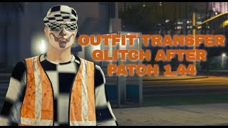 CHECKERBOARD OUTFIT GLITCH *1.44* (GTA 5 ONLINE) ALL CONSOLES!