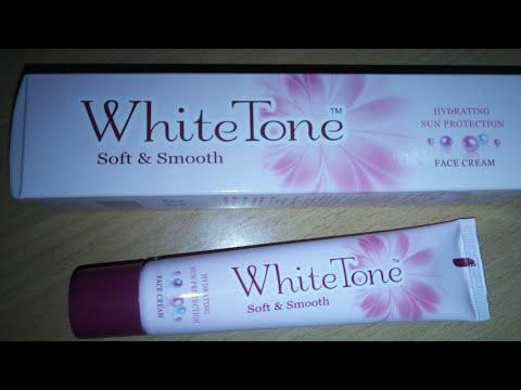 तुरंत गोरा करती है ये cream, देखो कैसे // WhiteTone soft & smooth skin protection face cream review