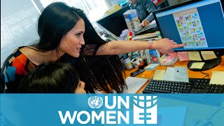 Gender equality means empowering women and girls