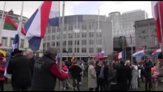 Quote latte, manifestazione a Bruxelles - 31 marzo 2015