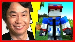 LE JAPON M'INVITE A VENIR ♦ MINECRAFT ANIMATION POKEMON GO - PokeNews #23
