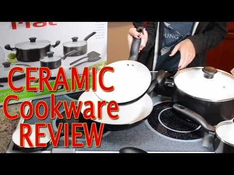 Ceramic Cookware Unboxing - Safer & Better