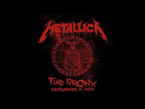 Metallica: Live at Yankee Stadium - Bronx, New York - September 14, 2011 (Full Concert)